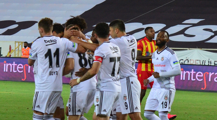 BTC Türk Yeni Malatyaspor Beşiktaş maç özeti