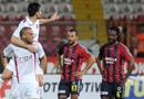 Mersin İdman Yurdu Gaziantepspor maç özeti