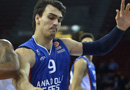 Anadolu Efes Eskişehir Basket SK maç özeti