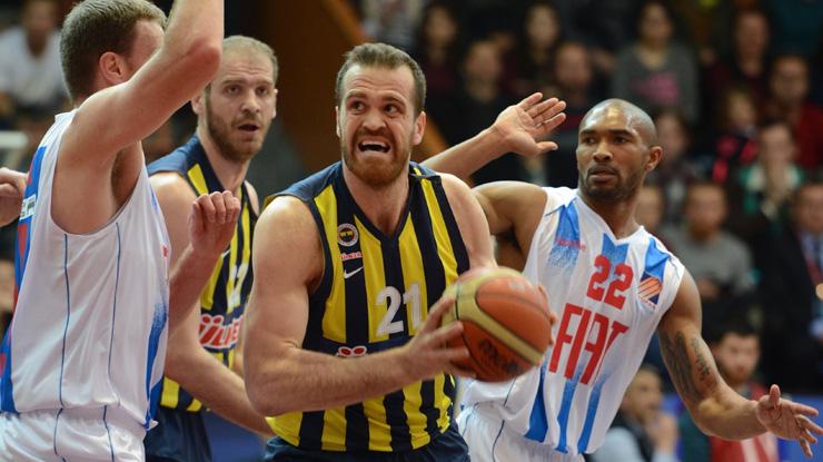 Tofaş Fenerbahçe Ülker maç özeti