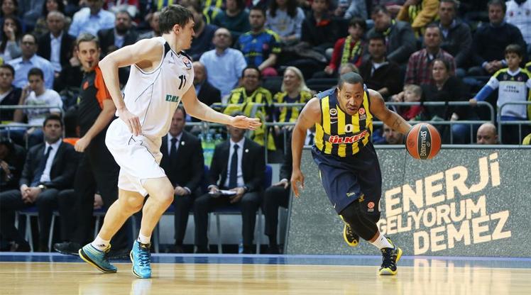 Fenerbahçe Ülker Nizhny Novgorod maç özeti