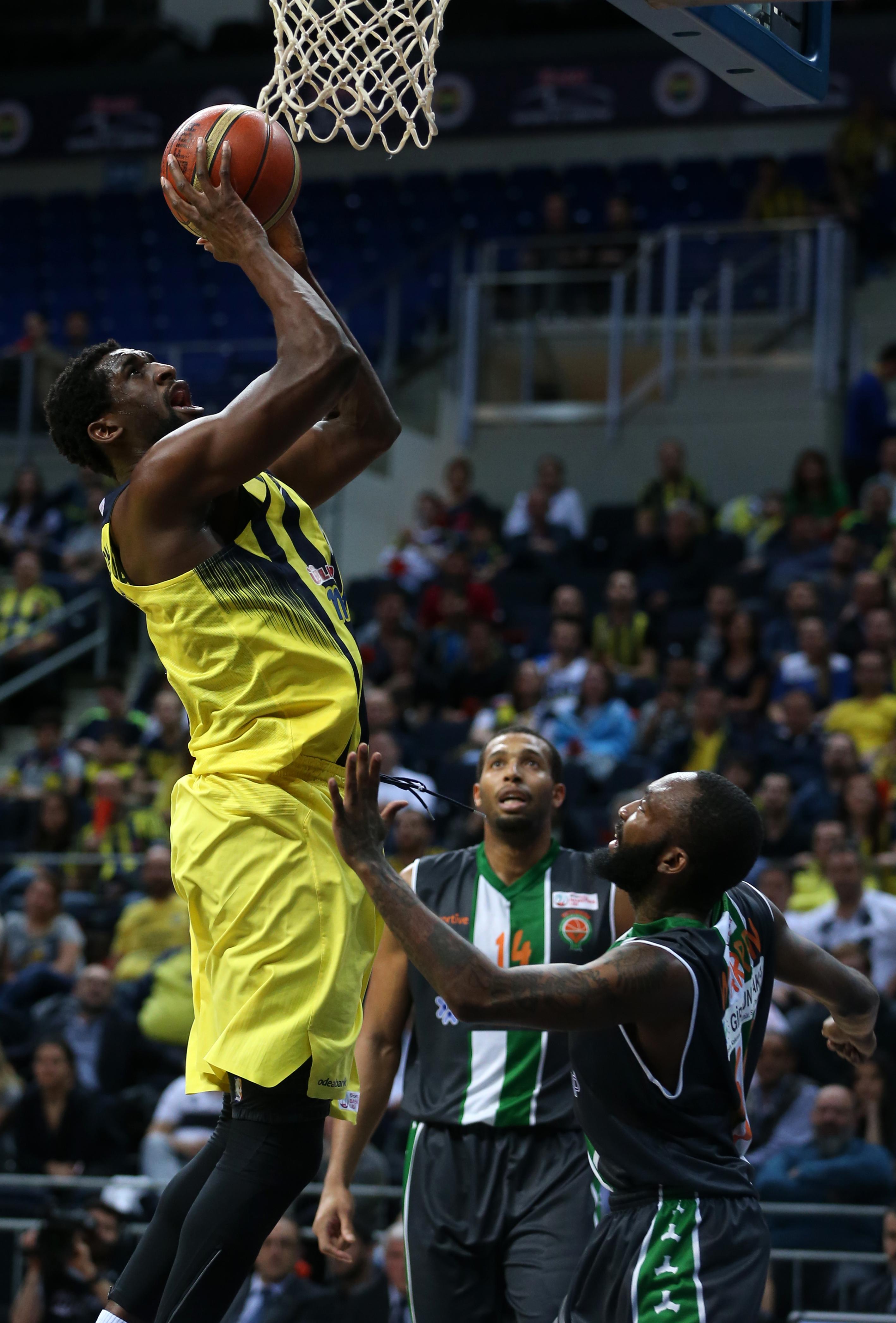 Fenerbahçe Akın Çorap Yeşilgiresun maç özeti