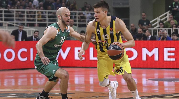 Panathinaikos Superfoods Fenerbahçe maç özeti