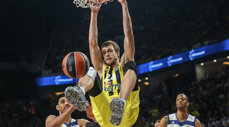 Fenerbahçe Doğuş Real Madrid maç özeti