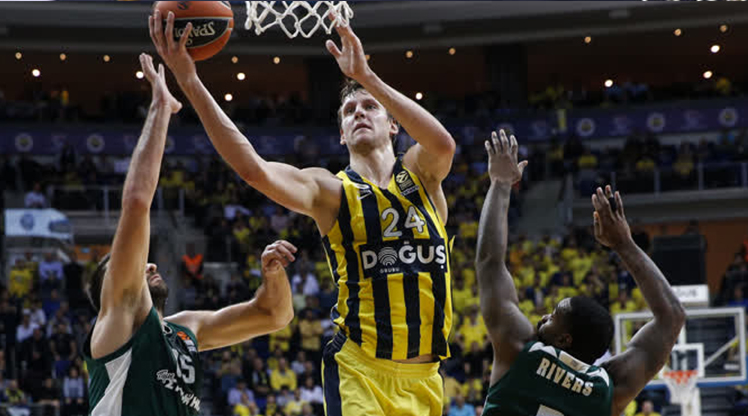 Fenerbahçe Doğuş Panathinaikos Superfoods maç özeti
