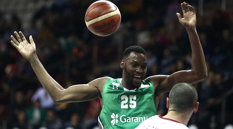 Gaziantep Basketbol Darüşşafaka  maç özeti