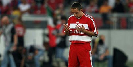 Bayern'den sürpriz kayıp