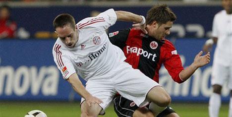Bayern'in Ribery'si var!..