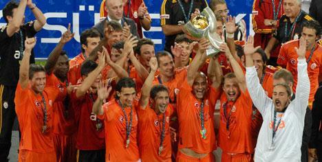 'En Süper'i Galatasaray