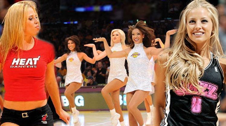 NBA onlarla daha güzel...