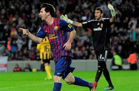 Messi bu kez az attı(!)