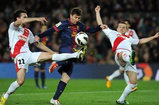 Barça farkı korudu!