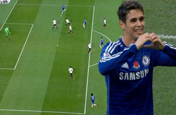Londra'da 'Oscar'lık trivela!