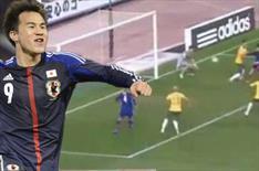 Japon yıldızdan Zlatan golü!