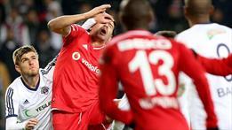 İşte Beşiktaş'ın kazandığı penaltı