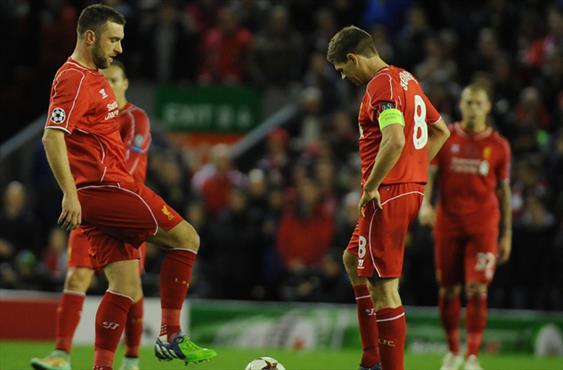 Liverpool'a Basel şoku!