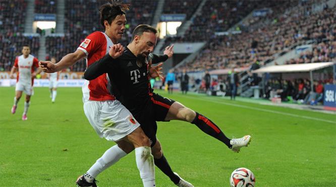 Bayern ikinci yarıda patladı