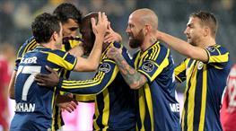 Avrupa'nın abisi Fenerbahçe