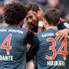Bayern'e 4 gollü teselli