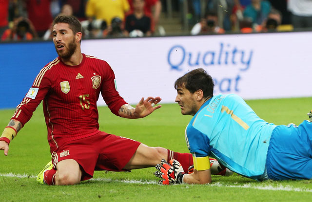 İspanya bunu da gördü