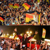 Almanlar zafer sarhoşu!