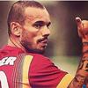 Sneijder'den Fener'e mesaj var!