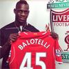 Balotelli Liverpool'da!