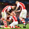 Arsenal 17. kez Devler Ligi'nde