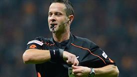 UEFA'dan Özkahya'ya görev