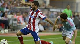 Arda'lı Atletico Celta'ya takıldı