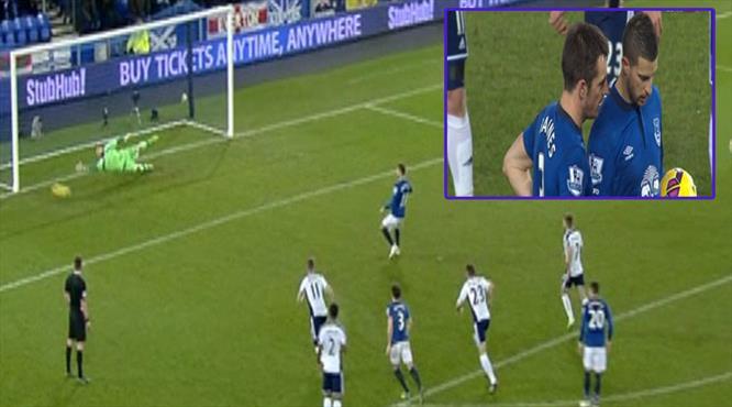 Mirallas'ın özgüveni Everton'ı yaktı