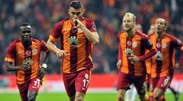 Galatasaray'dan büyük başarı... Devlerin arasına girdi!..