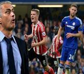 Mourinho bugünleri de mi görecekti! (ÖZET)