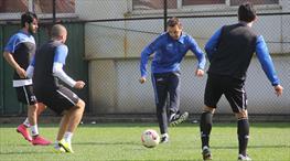 Karabükspor Karşıyaka maçına hazır