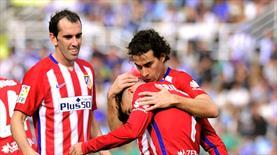 Atletico 'ben de varım' dedi!.. (ÖZET)
