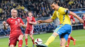 Ibrahimovic Kjaer'i üzdü!