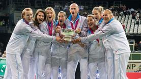 Fed Cup'ta şampiyon Çek Cumhuriyeti!