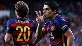 El Clasico'ya golle başlangıç! Suarez affetmedi!