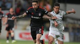 Beşiktaş evinde Akhisar'a 3 atıyor
