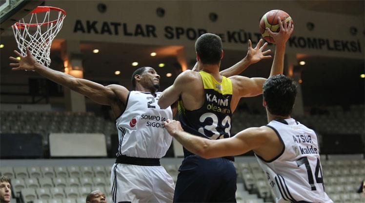 Dev derbide kazanan Fenerbahçe (ÖZET)