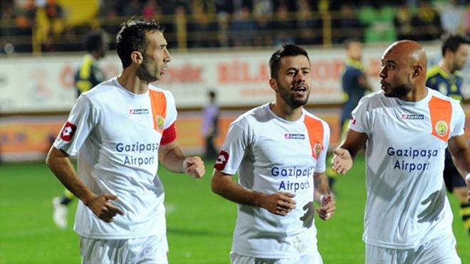 Alanya'dan Adana Demir'e çelme!