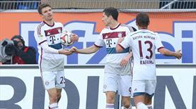 Bayern yine coştu!..