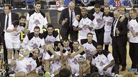 Kral Kupası'nda zafer Real Madrid'in