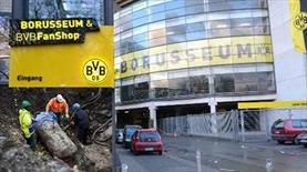 Dortmund'a bomba şoku