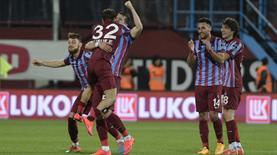 Maç sonu bir Trabzon klasiği!