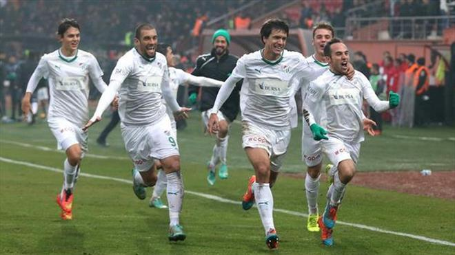 UEFA'dan Bursaspor'a iyi haber