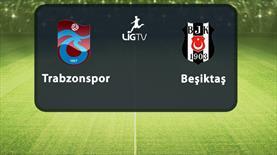Trabzonspor-Beşiktaş, İşte muhtemel 11'ler!