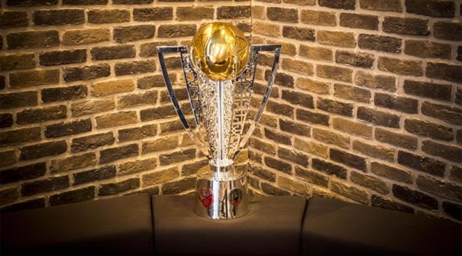 İşte şampiyonun yeni kupası