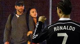 Ronaldo'yu yıkan kare!