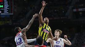 Canın sağolsun Fenerbahçe Ülker (ÖZET)